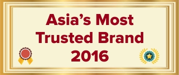 Asia's Most Trusted Brand Awards